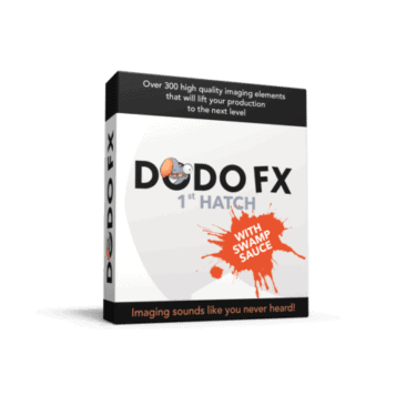 Dodo fx 1st hatch - a new breed of radio imaging sound effects