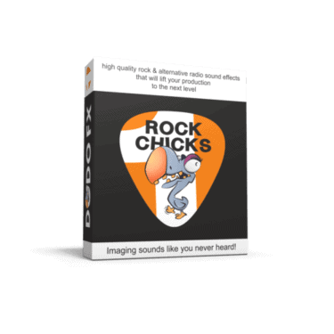 dodo rock chicks pack 1