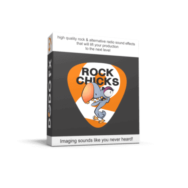 rock radio imaging sound effects